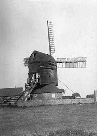 Tittleshall Murder (Post Mill)