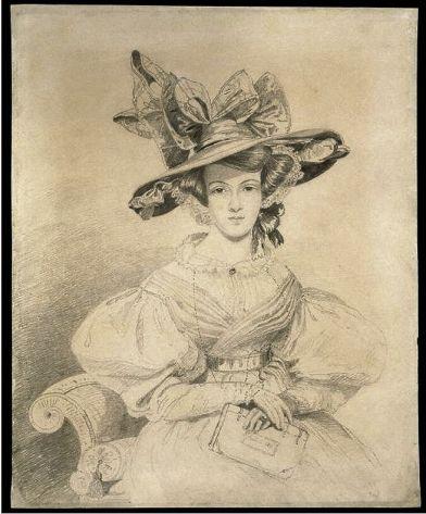 Elizabeth-Rigby (Portrait 1831)