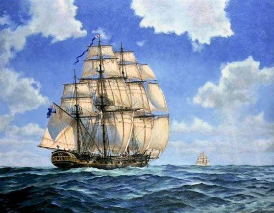 Hoste (18th Century Frigate_HMS Mutine)