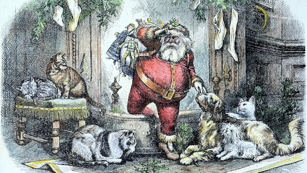 What Shaped Our Understanding of Santa?
