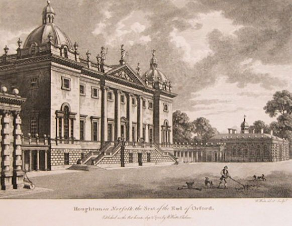 Georga Walpole (Houghton Hall)