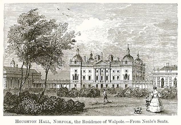 Georga Walpole (Houghton Hall)2