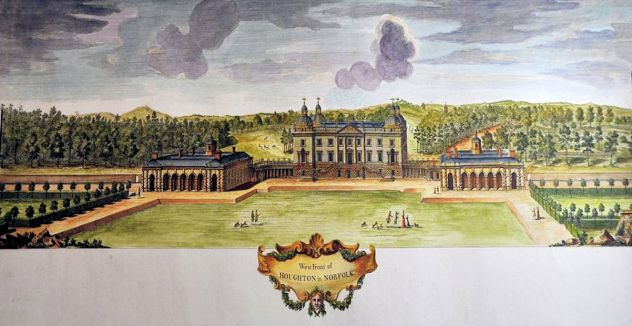 George Walpole (Houghton Hall_Copyright @ Donna Simpson.)3