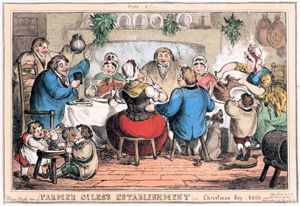 4. Christmas: GeorgianStyle!