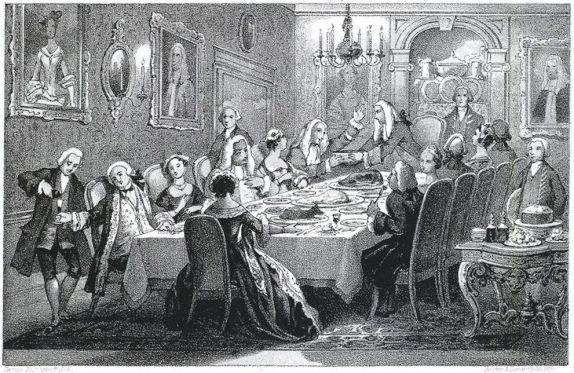 Georgian Christmas (Wassail)