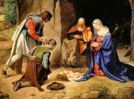 Medieval Christmas (christmas crib)