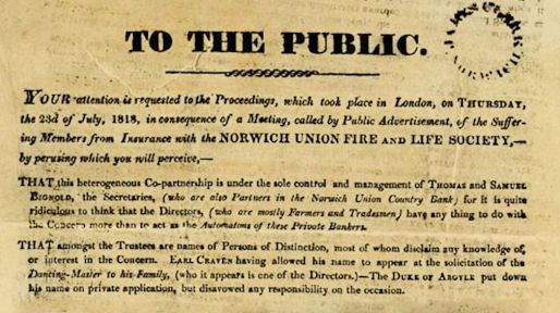 Noverre & Norwich Union (Public Notice)3