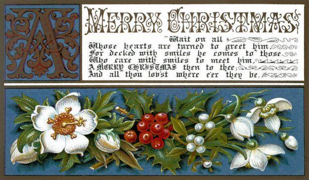 Victorian Christmas (Christmas Cards)