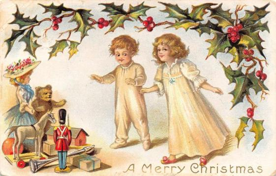Victorian Christmas (Gifts)2