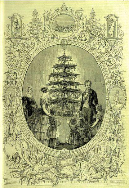 Victorian Christmas (Tree)