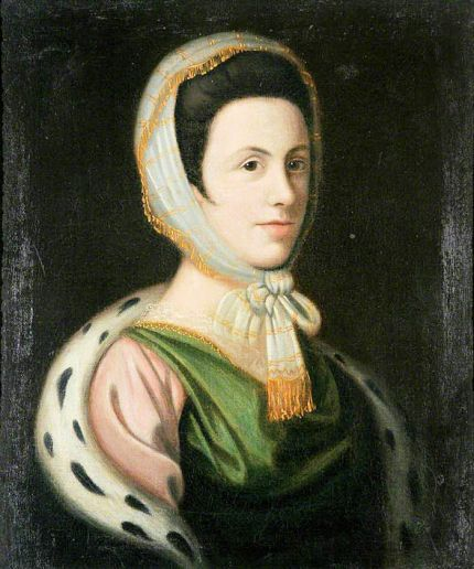 Mary Noverre (wife of Augustin Noverre_Norwich Assembly House)