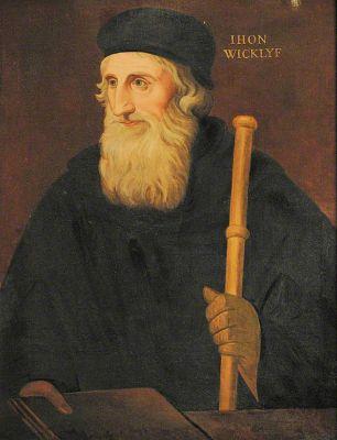 Richard Caister (John Wycliffe)