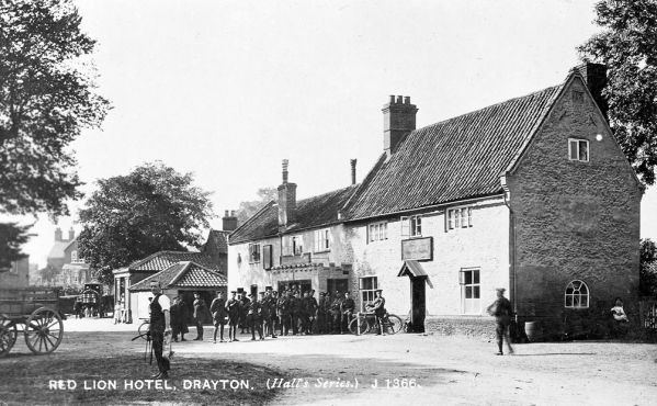 Taverham Suicide (Red Lion)
