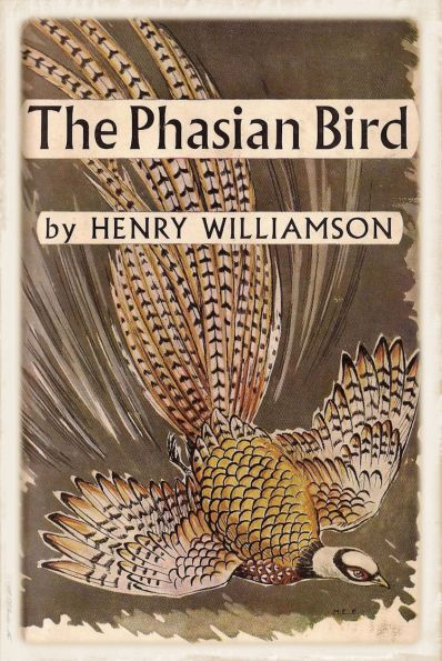 11_ cover of The Phasian Bird, 19482