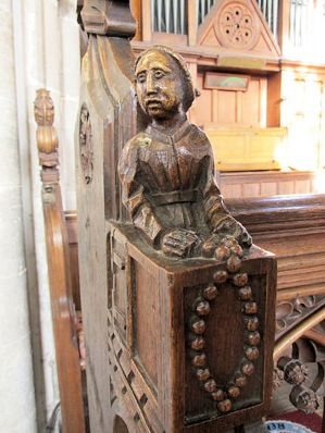 Pedlar of Swaffham (Wife)