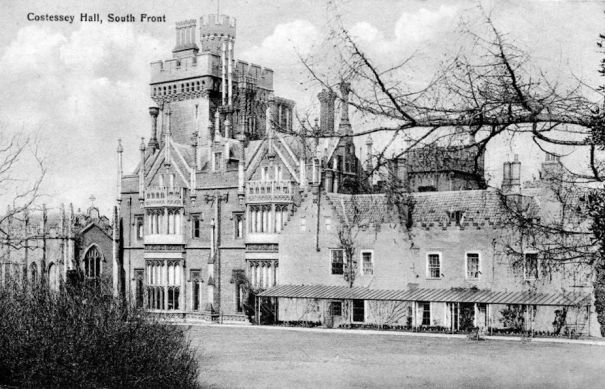 Heydon Affray (Costessey Hall)