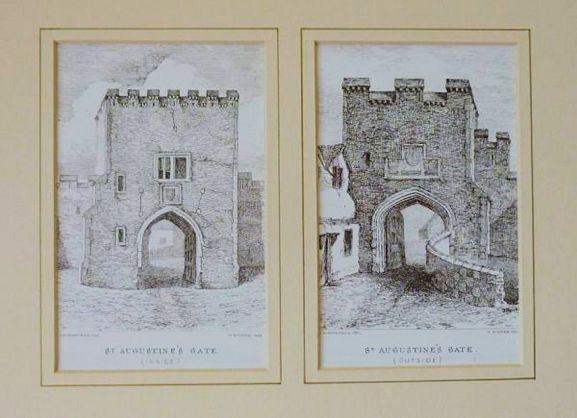 Heydon Affray (St-Augustines-Gate_Henry-Ninham)