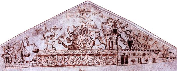 St William (Jewish-cartoon-norwich)