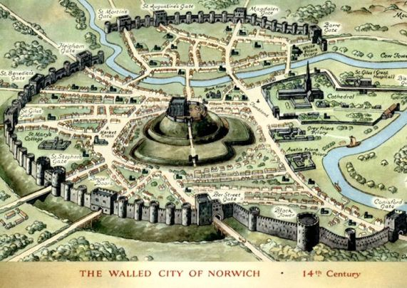 St William (norwich-city-walls 14C)