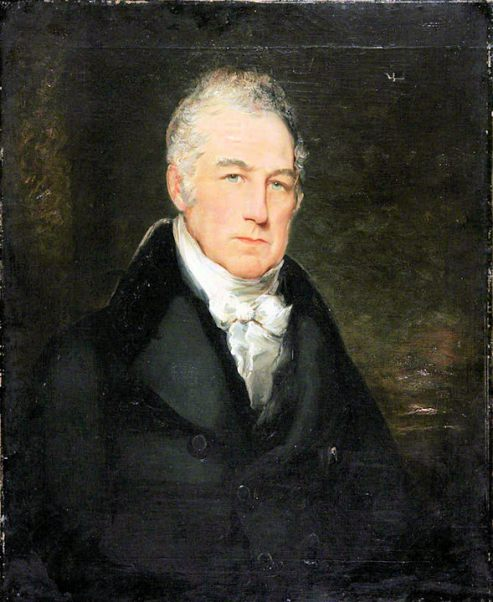 Francis Howes (Portrait_Norfolk Museum Service)