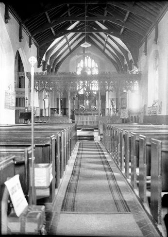 St Michael's (Interior East)