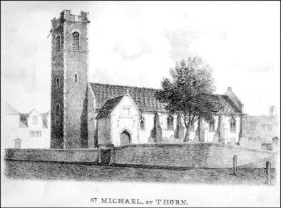 St Michael's (Sketch)