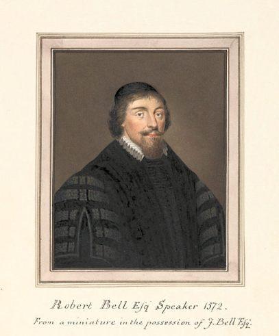 Beaupre Hall (Sir Robert Bell_ NPG)
