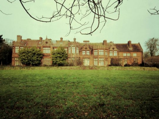 Little Plumstead Hall Institution (Billy Smith)