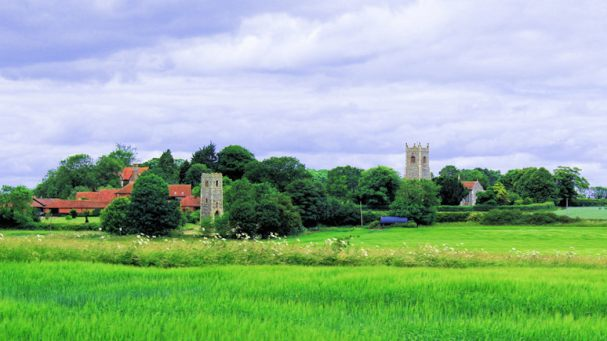 Shotesham (Churches & Farm)8