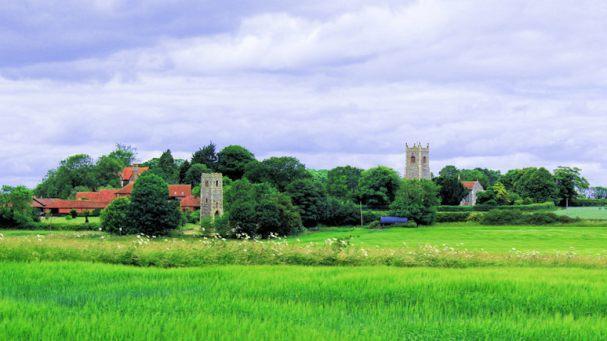 Shotesham (Churches & Farm)8