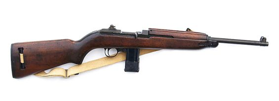 Sir-Eric-Teichman (M-1 Carbine)