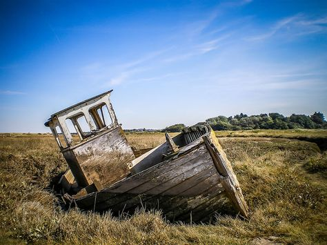 Stiffkey ( Marsh Wreck)