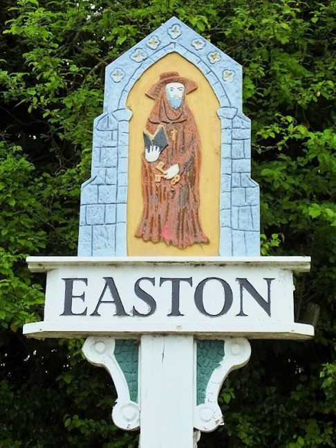 Easton (Signs of a Norfolk Summer)1