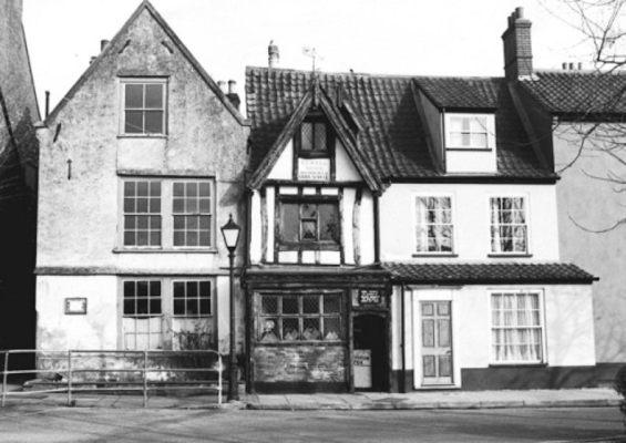 Felthorpe (Anna Sewell's Birthplace_centre)