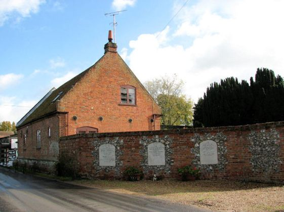 Felthorpe (Friends Meeting House)