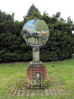 Felthorpe (Sign)