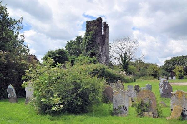 Shaing Churchyards (Antingham_St Margaret)