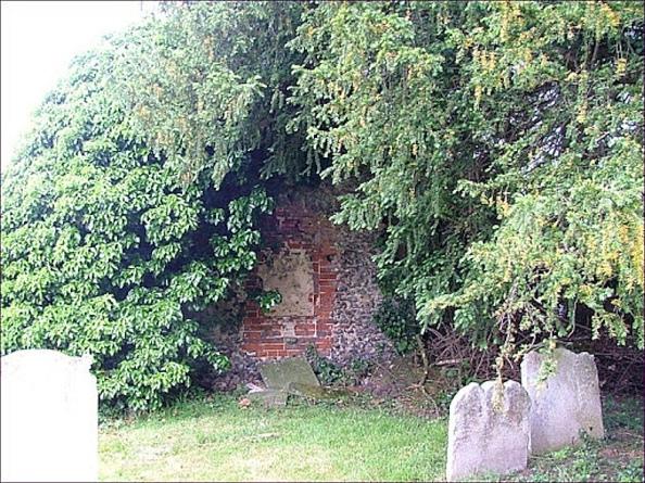 Sharing Churchyards (All Saints_Hackford)