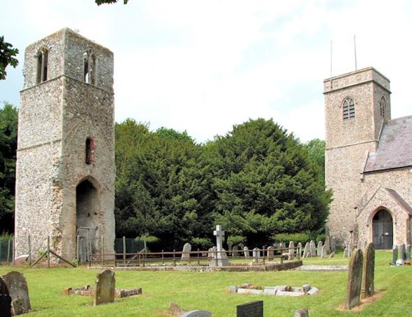Sharing Churchyards (Great Melton)