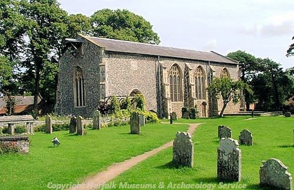 Sharing Churchyards (South Walsham_St Marys)3