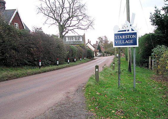 Starston (The Street)