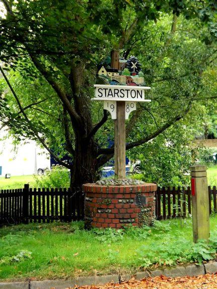 Starston (Village Sign)