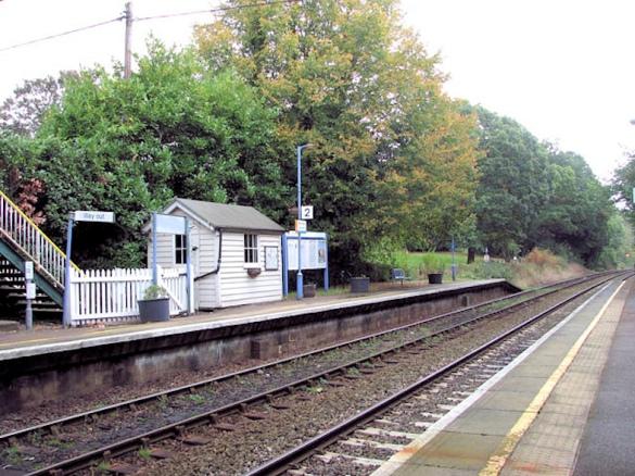 Brundall Gardens (Station)