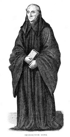 Mrs Simmons (Monk's Cowl)
