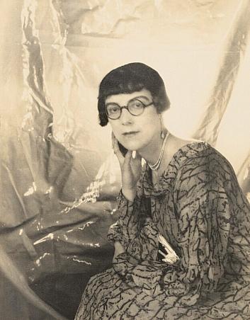 Onesiphorus Randall (Sylvia Townsend Warner (1893-1978_ NPG)
