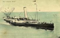 Belle Steamers (Clacton Belle)
