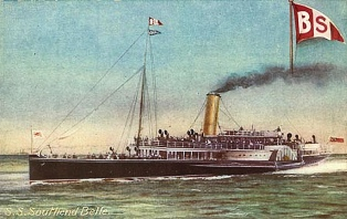 Belle Steamers (Southend Belle)