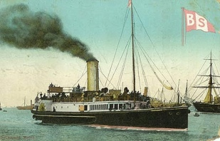 Belle Steamers (Southwold Belle)