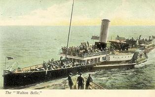 Belle Steamers (Walton Belle)
