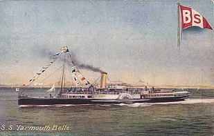 Belle Steamers (Yarmouth Belle)1